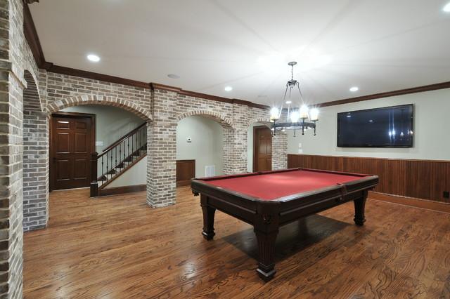 Oak Floors traditional