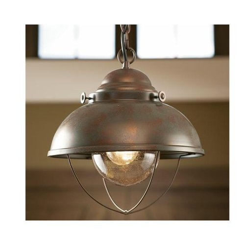 Fisherman's Pendant Light eclectic-pendant-lighting