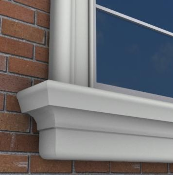 Mx211 Exterior Window Sills Molding And Trim Toronto