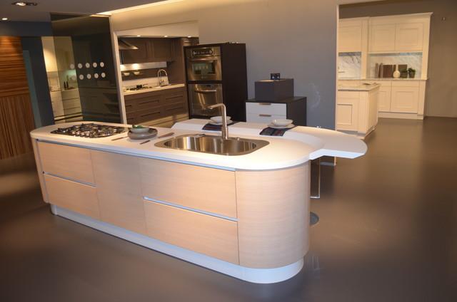 Italian Kitchens -EVAA International modern
