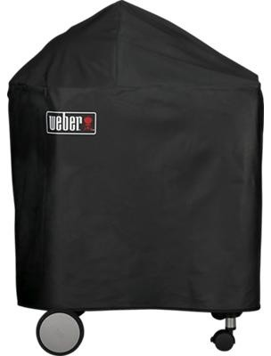 Weber Silver Performer Grill Cover contemporary-ovens