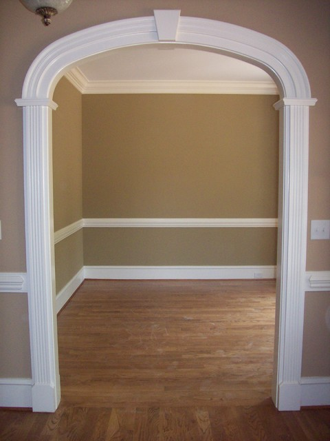 arches traditional interior doors raleigh by woodmaster