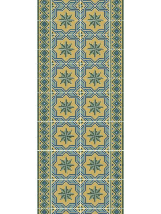 Gran Cordoba - Luscen Custom Handmade Cement Tile Project -