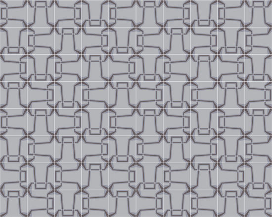 FRACTILE in Pewter -