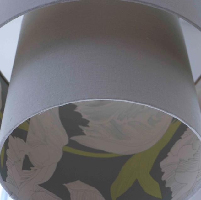 Seattle Condo modern-lighting