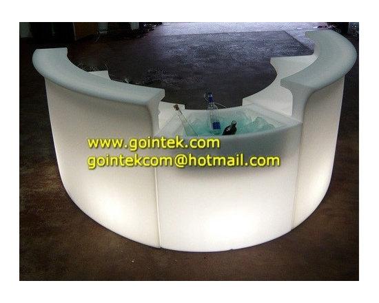 LED Lighting Bar Counter -