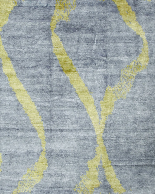 Kayak bamboo cloud collection modern rugs los for Modern rugs los angeles