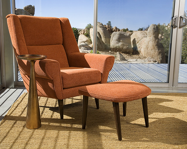 The David Chair by Christopher Kennedy armchairs-and-accent-chairs