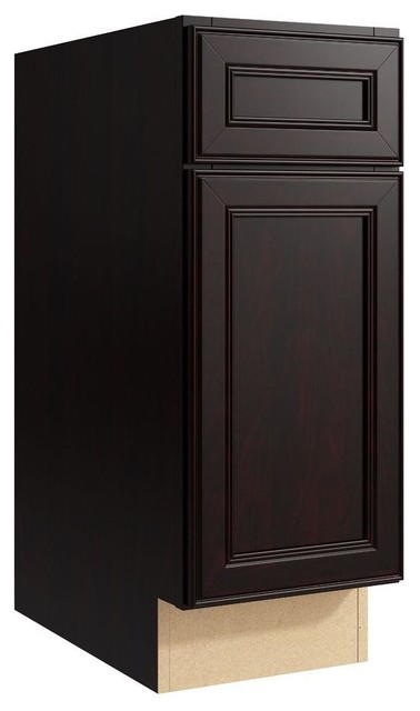 Cardell Cabinets Boden 12 in. W x 31 in. H Vanity Cabinet ...