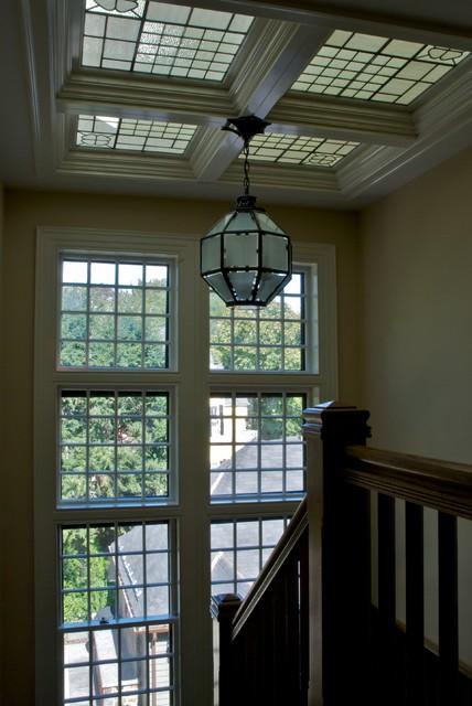 Cambridge Home traditional-staircase