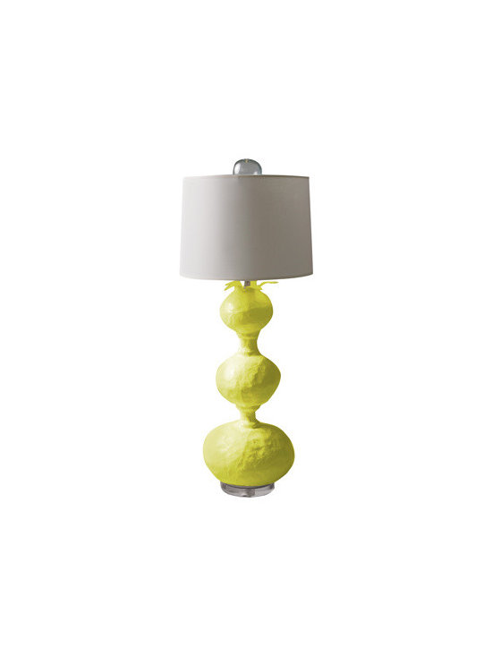 Vince and Vincent Lamp -