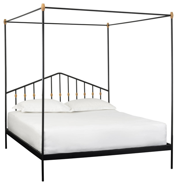 Heal 39 S Abacus Four Poster Super King Size Bed Modern