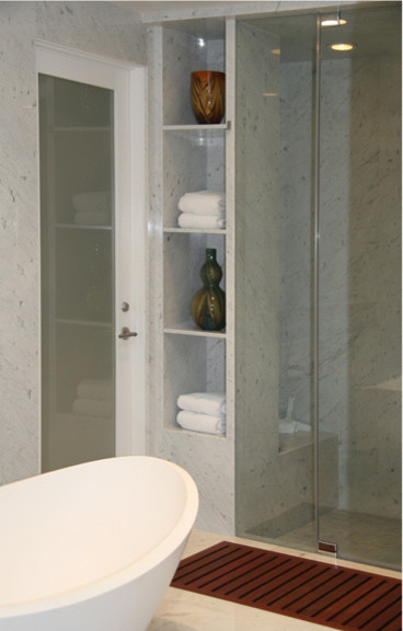 Wetherly contemporary-bathroom