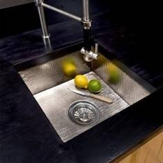KCK Kitchen Sinks - Cantina In Brushed Nickel kitchen-sinks