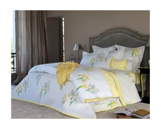 Yves DeLorme Fall Bedding -