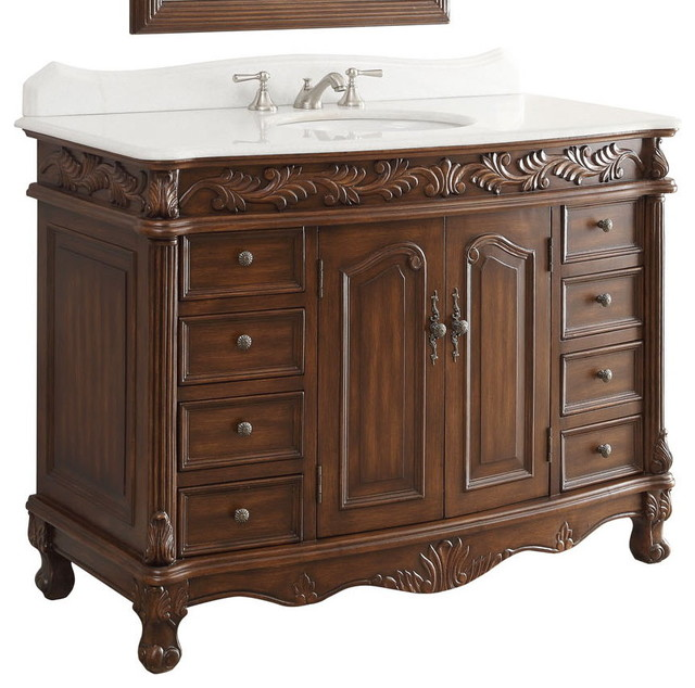 Victorian Bathroom Sink : Florence Bathroom Sink Vanity - Victorian - Bathroom Vanities And Sink ...