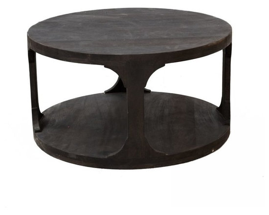 Cooper Round Coffee Table -