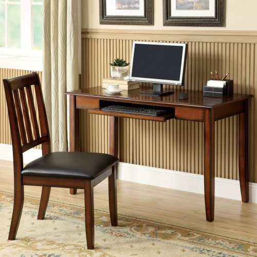 Enitial Lab Hampton Console Table and Chair traditional desks