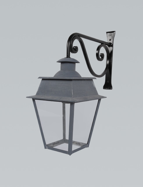 External Wall Lantern - WLA13/B - Modern - Outdoor Wall Lights And Sconces - other metro - by ...