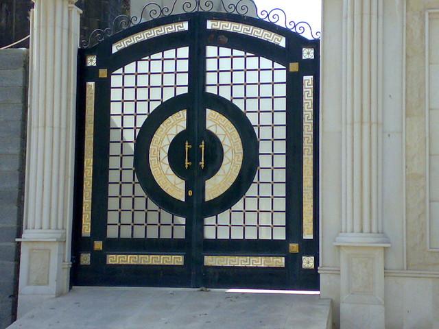 Riyadh Doors & Gates traditional-garage-doors-and-openers