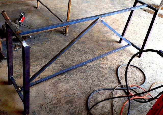 Steel Furniture Fabrication Modern San Francisco By Napavalley Custom Metal