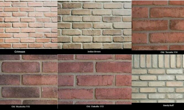 Manufactured Brick Veneer Toronto By The Art Of Stone