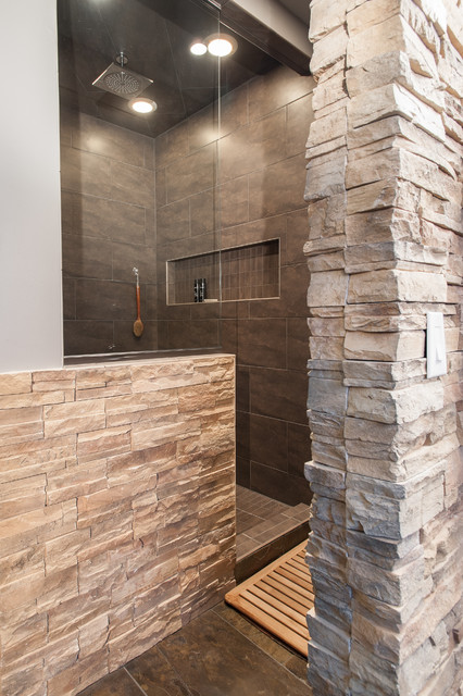 Bouhasin Master Bath Transitional St Louis By RSI