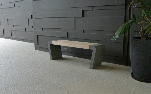 POP Furniture modern benches