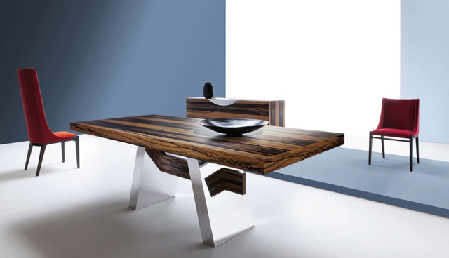 dining room tables - Modern - Dining Tables - dc metro - by Theodores