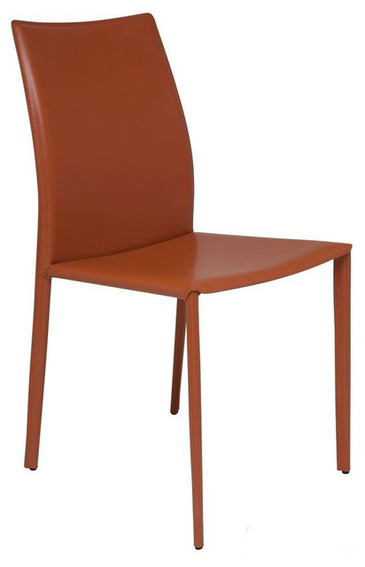 Sienna Dining Chair Ochre Nuevo HGAR241 Modern Dining Chairs By EBP