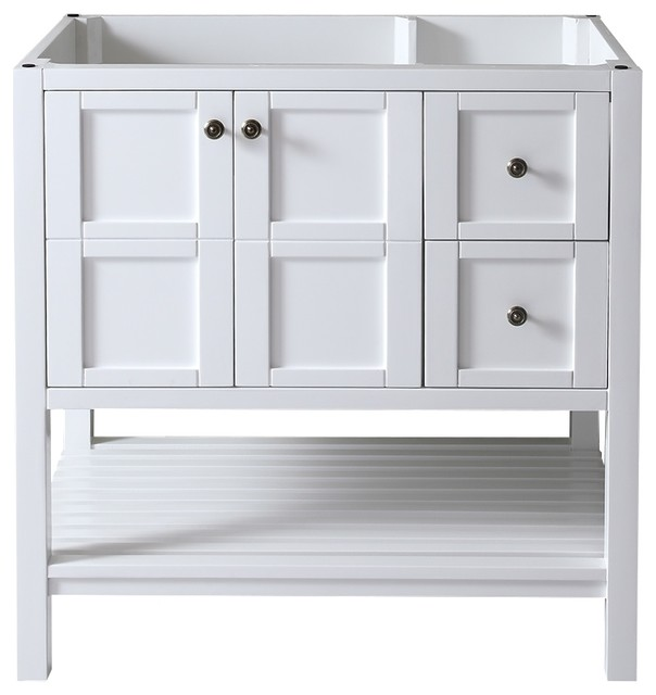 36 inch white bathroom cabinet contemporary bathroom vanities and sink