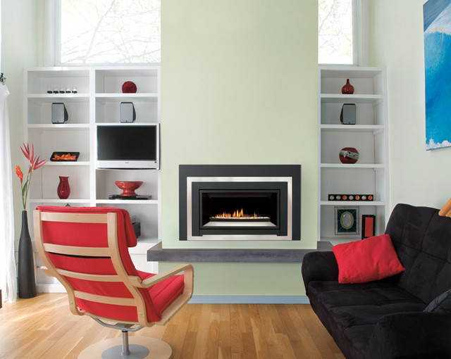Jotul Products modern-indoor-fireplaces