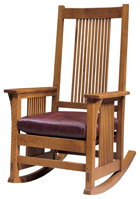 Woodworking craftsman outdoor rocking chair plans pdf for Porch rocker plans