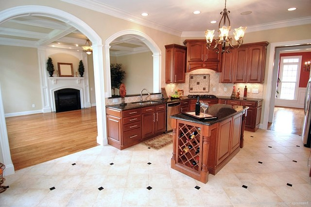 Interior Crown Molding & Millwork traditional-accessories-and-decor