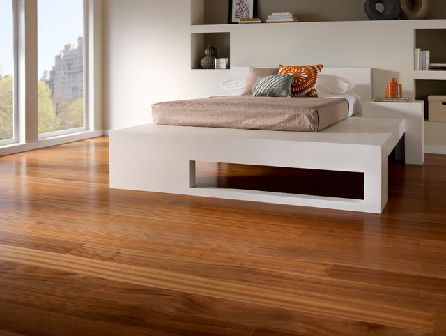 2012 Homes Modern Hardwood Flooring Other Metro By