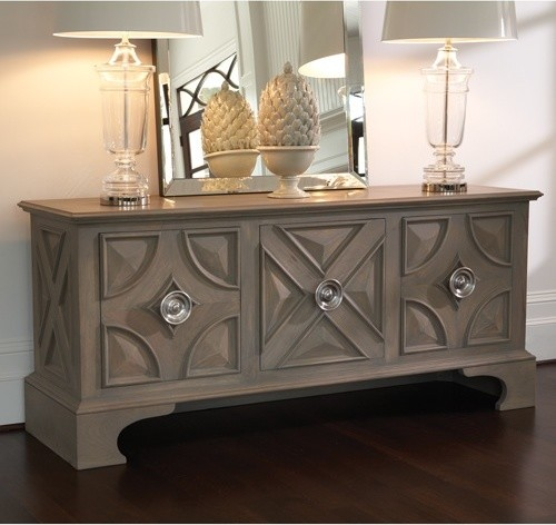 Westmoreland Cabinet - Modern - Buffets And Sideboards - by Tonic Home