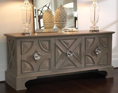 Westmoreland Cabinet contemporary-buffets-and-sideboards