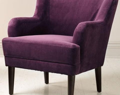 Vincent Arm Chair contemporary-armchairs-and-accent-chairs