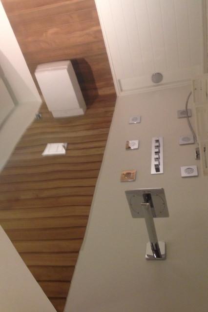 Kalkan_Dublex Apartment / Suadiye-Istanbul contemporary-bathroom