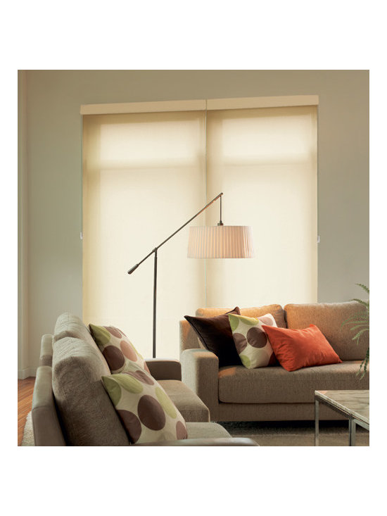 Levolor - Levolor Roller Shades: Designer Textures Room Darkening - Levolor Roller Shades offer contemporary yet classic style and easy operation.  The Designer Textures Room Darkening fabric collection features designer colors with a soft texture feel.