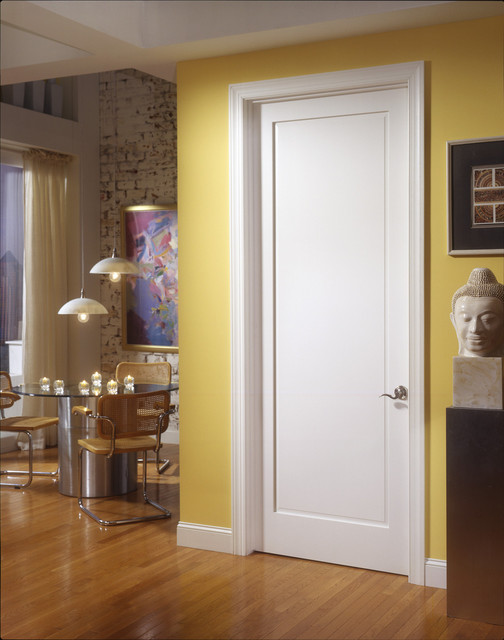 Modernist Door Modern Interior Doors By TruStile Doors