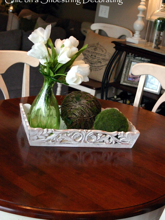 Kitchen Table Centerpieces Design, Pictures, Remodel, Decor and Ideas