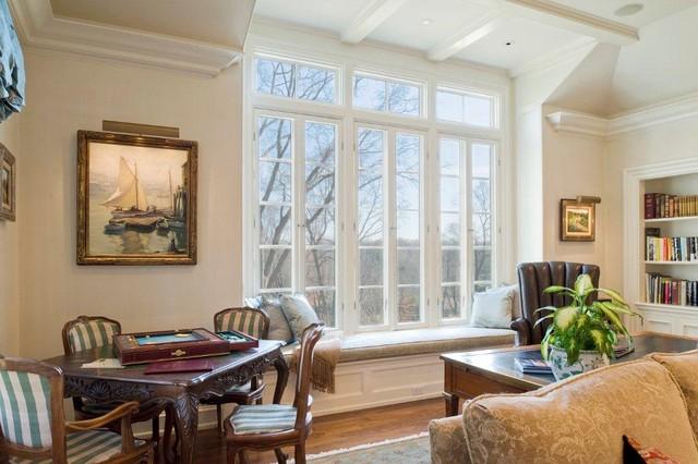 Elegance traditional-living-room