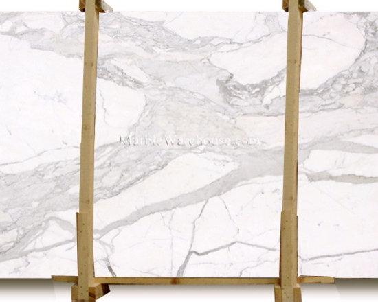 Calacatta Corchia Marble Slab -