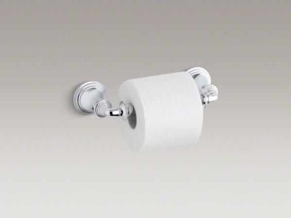 Kohler Devonshire R Toilet Tissue Holder Contemporary Toilet Accessories By Kohler
