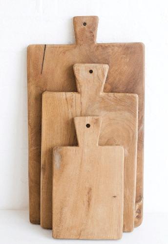 Wooden Chopping Board Small Modern Cutting Boards