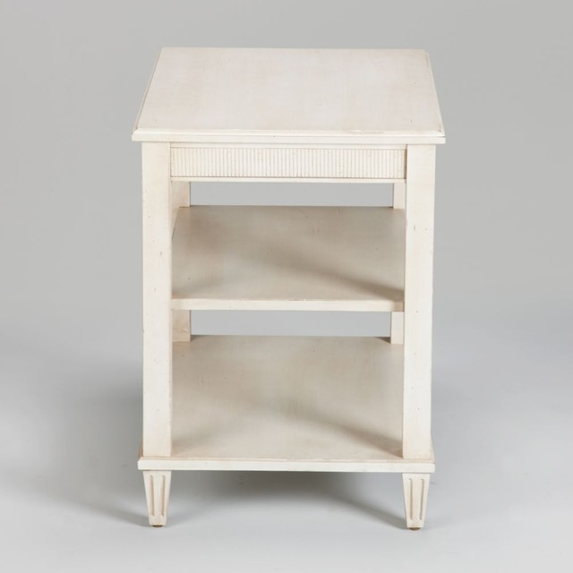 Wesley end table traditional-nightstands-and-bedside-tables