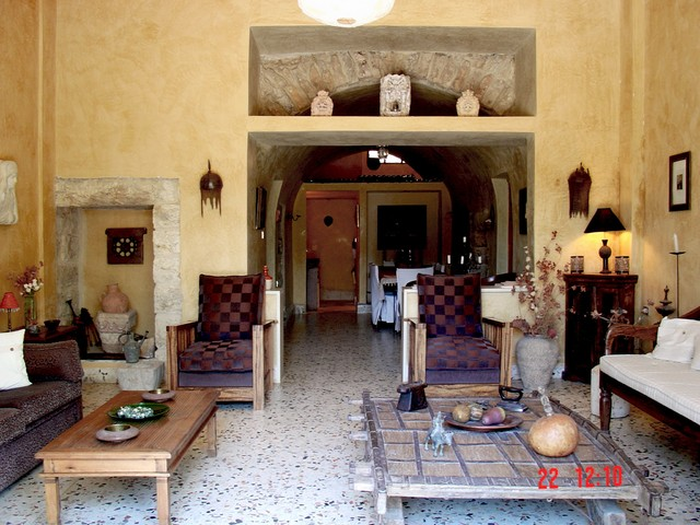 Old Lebanese Traditional House - Mediterranean - other metro - by Brag Concept