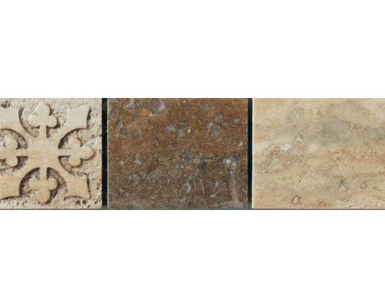 Limestone Collection Border Design 1 -