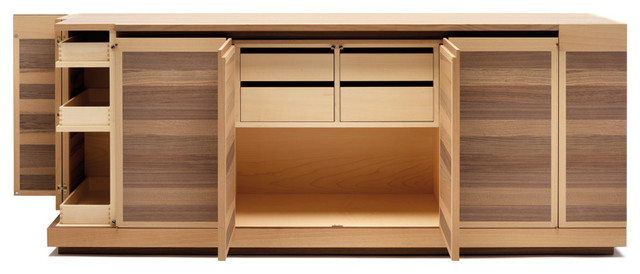 Ceccotti ICS Timeless Sideboard - Modern - Storage Cabinets - by Switch Modern